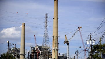 PSEG's coal-fired Hudson Generating Station in Jersey City will be closed on June 1 due in part to the low price of natural gas.