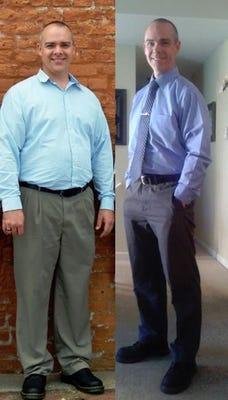 healthy weight loss kg per week