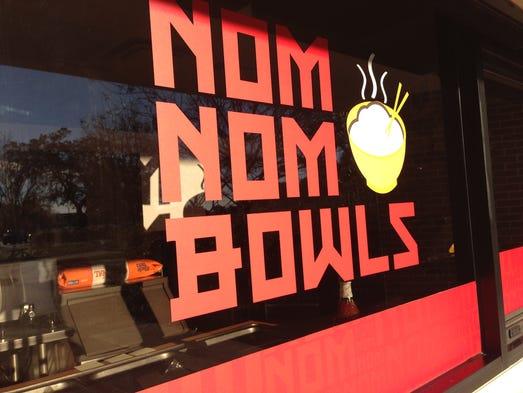 Nom Nom Bowls will take Salsa 2 Go's place next to