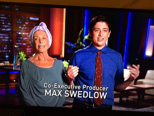 """After Ben Stern's episode of """"Shark Tank"""" aired on"""