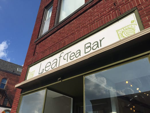 Leaf Tea Bar, 650 South Ave., in the South Wedge.