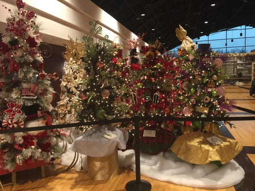 The 33rd annual Festival of Trees at the Ford Community