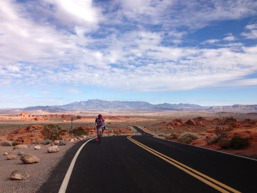 Mountain Biking Las Vegas Tours