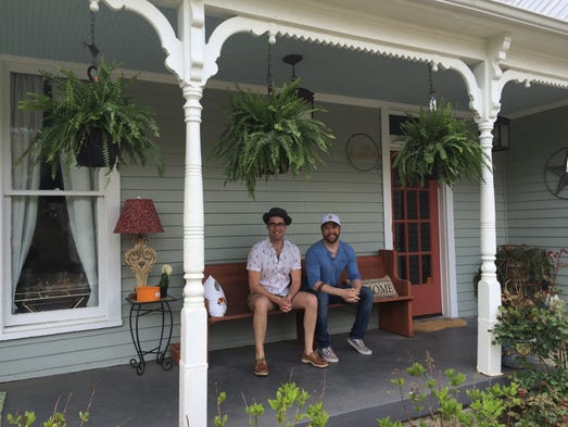 Springfield home to be featured on diy network 39 s for Nashville flipped
