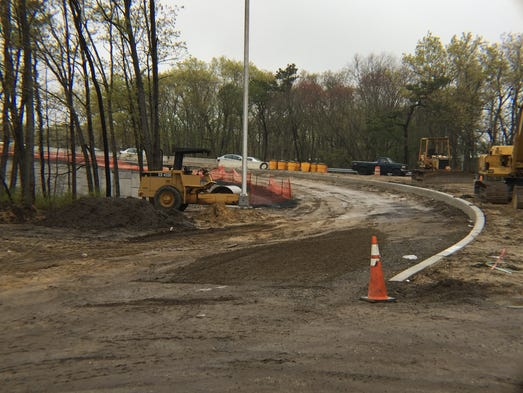 Exit 91 New Garden State Parkway Exit Entrance Ramps Open Thursday