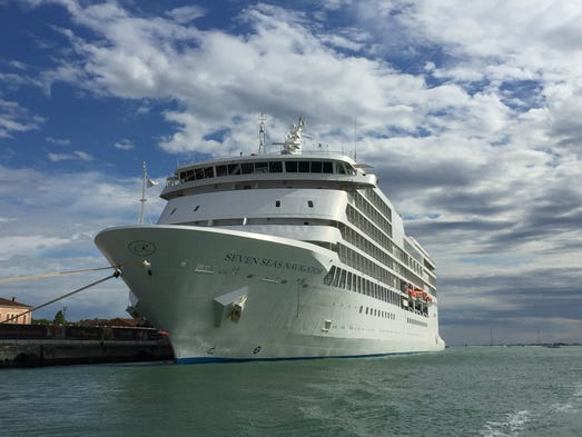 New Luxury Cruise New York To Archangel Russia And Back - New luxury cruise ships
