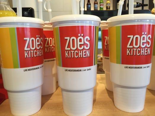 Zoe S Kitchen Franklin