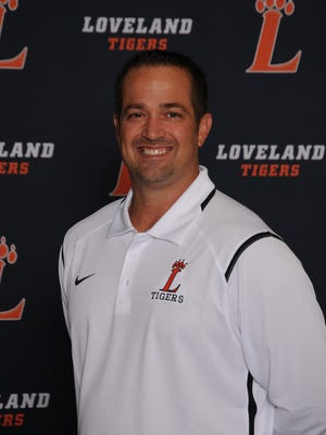 Brian Conatser, Loveland's interim AD for the remainder of the 2017-2018 school year.