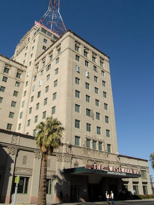 The 16-story Westward Ho, which is at Central Avenue and Fillmore Street in Phoenix, is getting renovations.