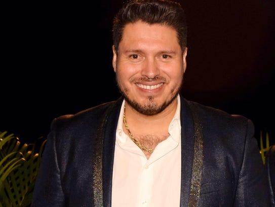 Oswaldo Silvas vocalista de Banda MS.