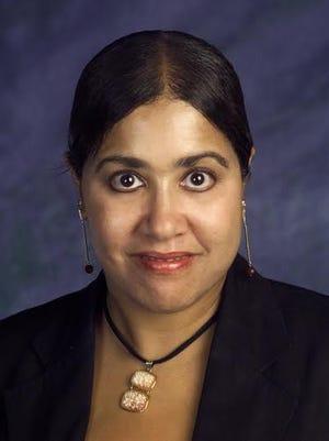 Rachel DeGuzman, president and CEO of 21st Century Arts