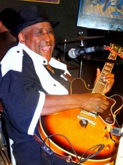 Bluesman Joey Gilmore & The TCB Express steams in at