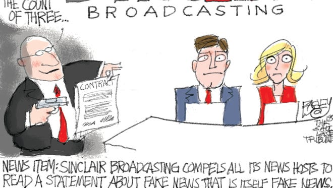 Pat Bagley, The Salt Lake Tribune, UT