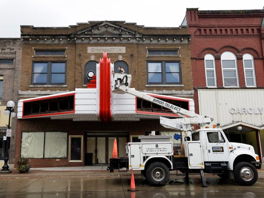 Rescuing Theaters