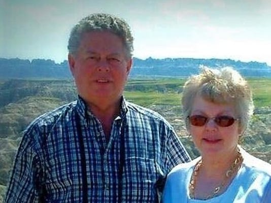 Anniversaries: Lyle Rhodebacks & Diane Rhodebacks