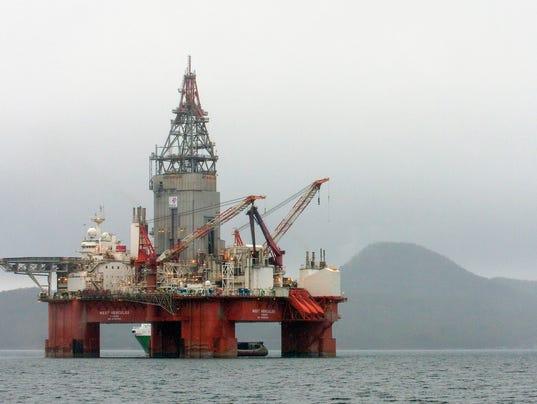 AP NORWAY SATOIL ARCTIC DRILLING I FILE NOR