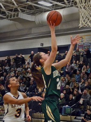 Howell senior Leah Weslock is a two-time all-county selection who led Livingston County in scoring last season.