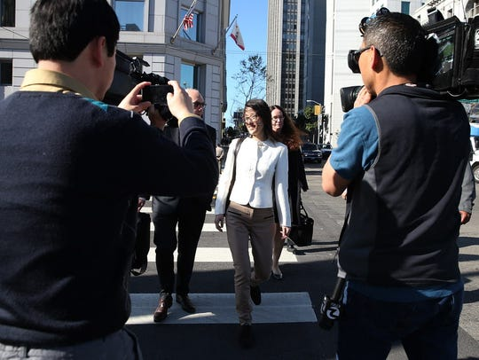 The gender discrimination lawsuit that Ellen Pao unsuccessfully