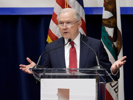 U.S. Attorney General Jeff Sessions probably doesn't