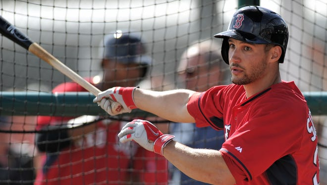 After missing the 2012 and '13 seasons, outfielder Grady Sizemore is competing for a spot on the Red Sox roster.