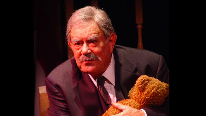Actor and valley resident Laurence Luckinbill brings Teddy Tonight! to the McCallum one year late.