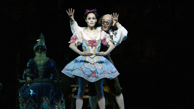 """Ballet Arizona offers a money-back guarantee for first-time attendees for their Halloween showing of """"Coppelia."""""""