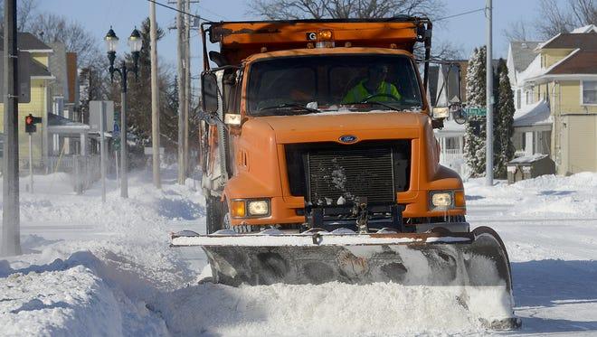 Port Huron's snow ordinance will go into effect on Dec. 1.