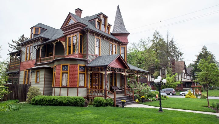 Lady Linden, built in 1887, could be yours for...