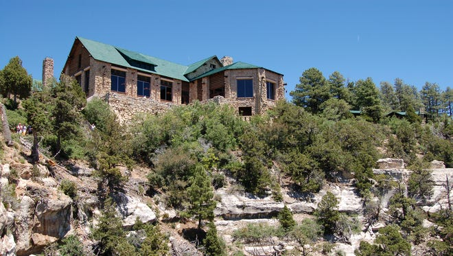 Grand Canyon Lodge on the North Rim of Grand Canyon