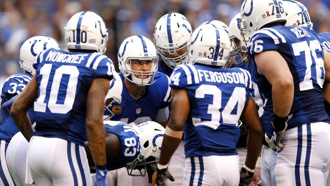 The Indianapolis Colts are the 18th-most valuable franchise in the NFL, according to Forbes.com.