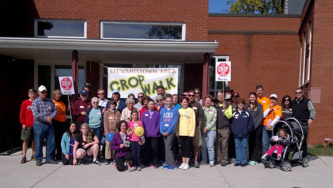 The Stewartstown Area CROP Walk returns for its 25th year to raise money for local charities.