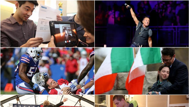 Photos of the year, 2016.