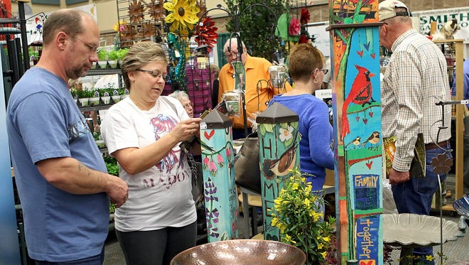 The 20th annual Arts Alive! Home and Garden Show will be Feb. 24-25 at the MPEC.