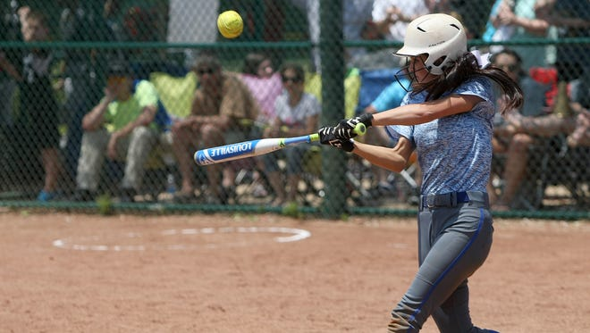 Chester County's Baylee Smith was named the 2016 All-West Tennessee Hitter of the Year.
