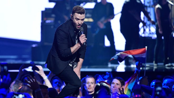 Justin Timberlake will perform at this weekend's Pilgrimage Music & Cultural Festival in Franklin.