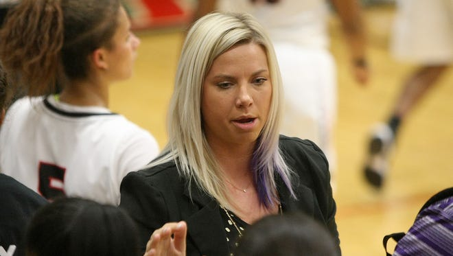 Whitney Baird was hired as the girls basketball coach at Independence.
