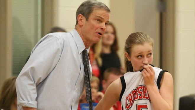 Brian Hanley, who coached at Crosspoint Academy, was named Monday as the new girls basketball coach at Olympic High.