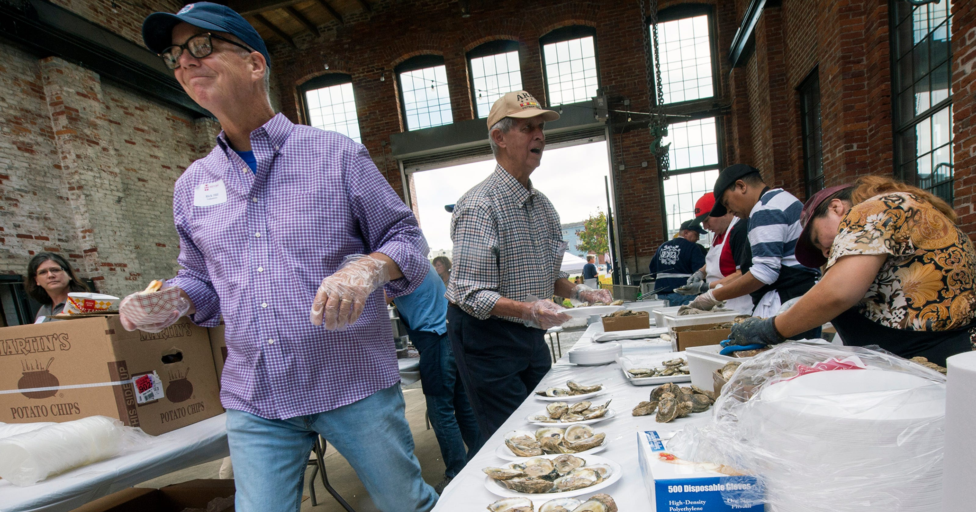 History on the Half Shell celebrates York history, oysters