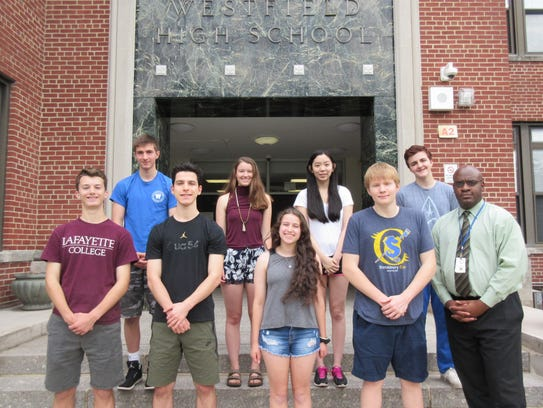 Westfield High School announced that 8 more students