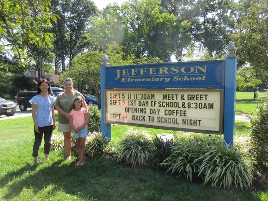 It's a Sure Sign that School is Ready to Open -- Jefferson