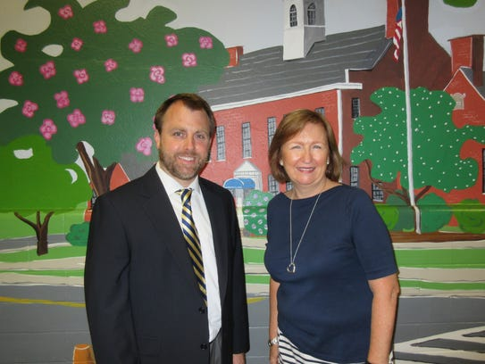 Dr. Paul Duncan, newly named Assistant Principal of