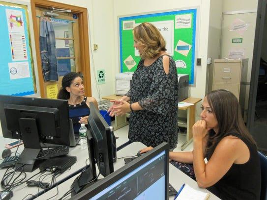 Westfield Public School teachers sharpened technology