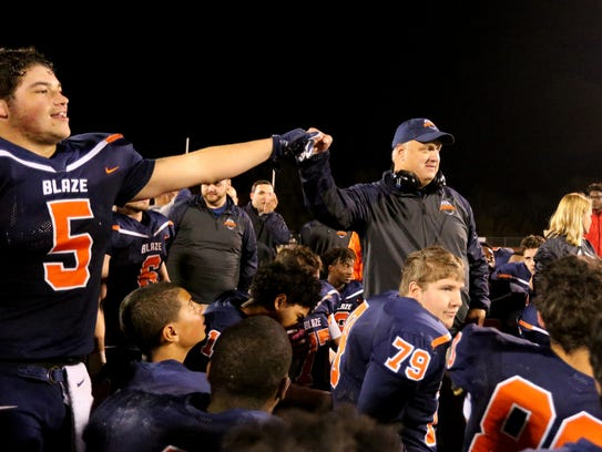 Blackman travels to Maryville in the 6A state quarterfinals