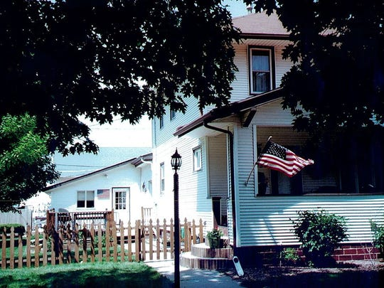 The house at 205 Central Avenue Southwest, Le Mars,