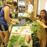 Photos: Climate Reality Project at UCF eco-fair