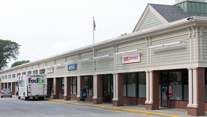 The present location of the CVS in downtown Katonah July 2, 2015.