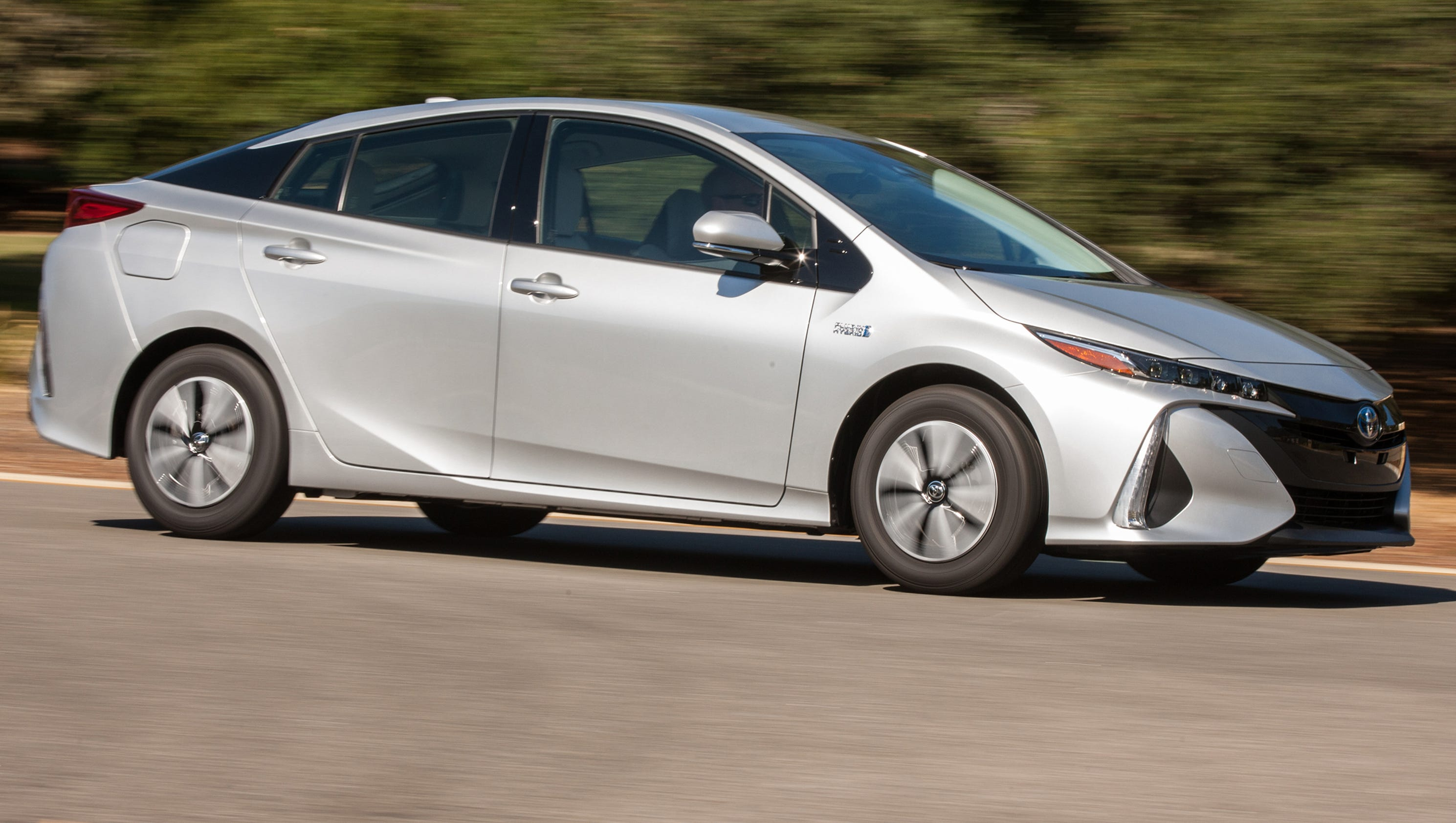 Review Toyota s Prius Prime plugs in for gas savings
