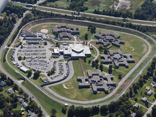 Aerial Photo - Downstate Correctional Facility