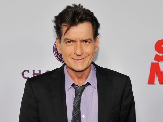 AP CHARLIE SHEEN HIV LAWSUIT A ENT FILE USA CA