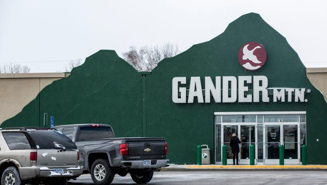 Gander Mountain, 4055 24th Ave. in Fort Gratiot, is set to reopen as Gander Outdoors sometime this May, according to a company announcement.